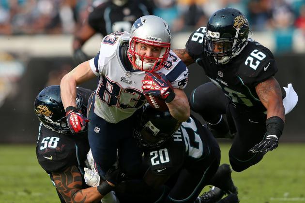 Wes Welker: Patriots Record-Breaker; Future NFL Hall of Famer?