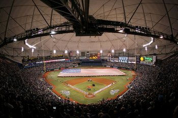 Tampa Bay Rays' Hope for a New Stadium Growing Dimmer and Dimmer