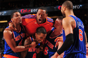 Knicks' J.R. Smith Is Thriving with Increased Amount of Responsibility