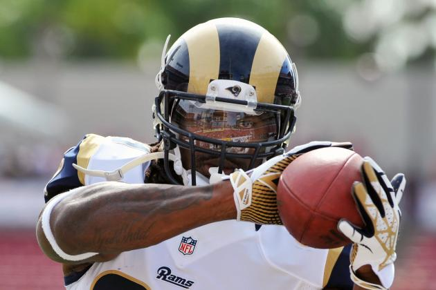 Rams' Jackson Says Retirement a Possibility