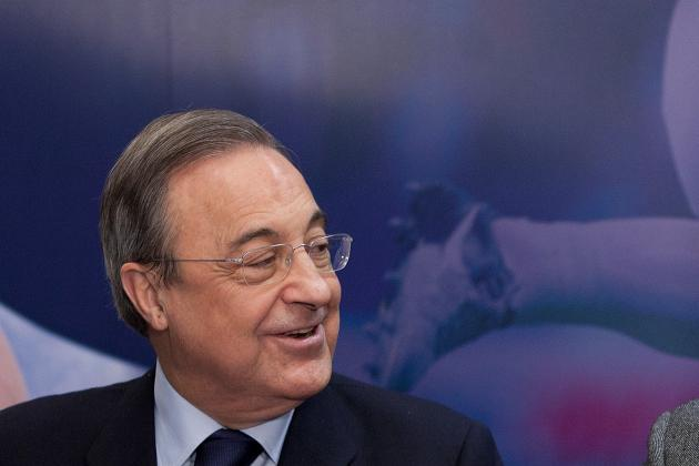 Florentino in China to Visit World's Biggest Football Academy