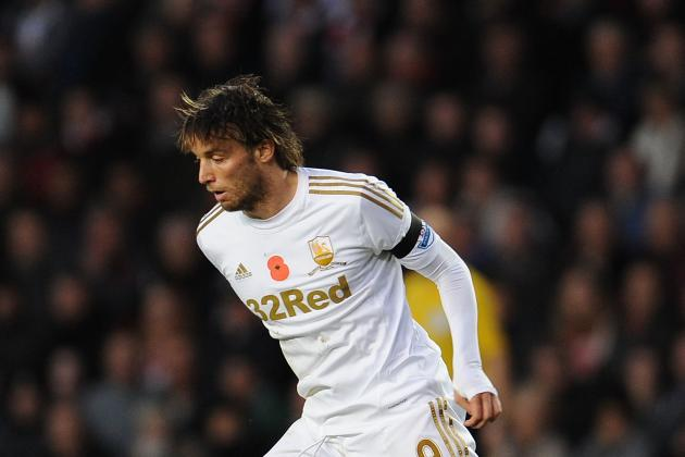 Michu Halfway! Swansea Must Share the Job of Replacing Injured Goal-Machine