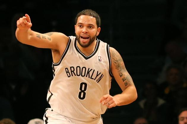Jazz Twitter Takes Not so Subtle Shot at Deron Williams