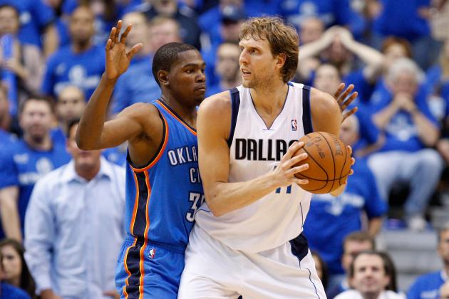 Dallas Mavericks vs. OKC Thunder: Live Score, Results and Game Highlights