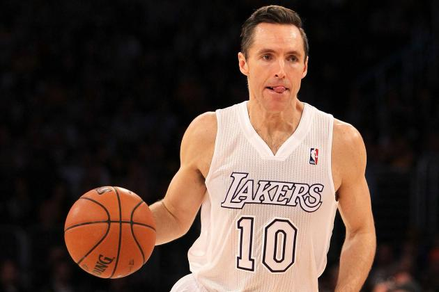 Why Steve Nash Is Most Important Piece to Lakers Puzzle