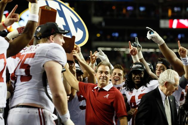 Is This the End of Alabama's Run?