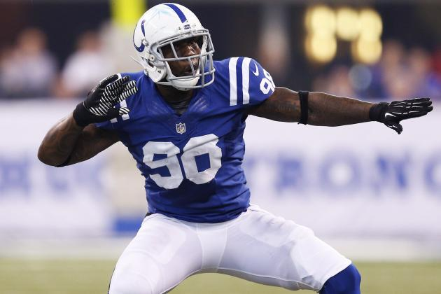 Robert Mathis Prefers New Orleans over Hawaii