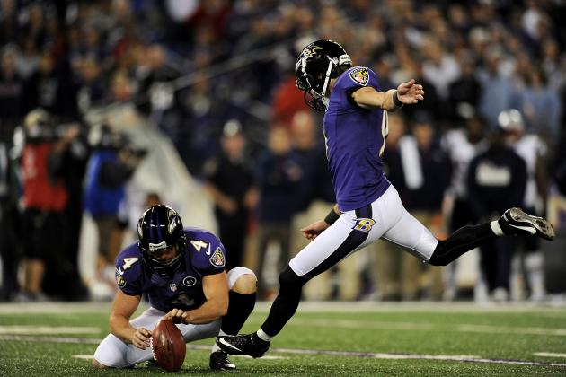 Rookie Justin Tucker Will Affect Baltimore Ravens Playoff Run
