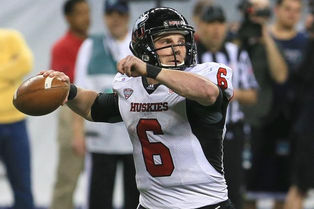 Northern Illinois QB Takes Page from Familiar Playbook