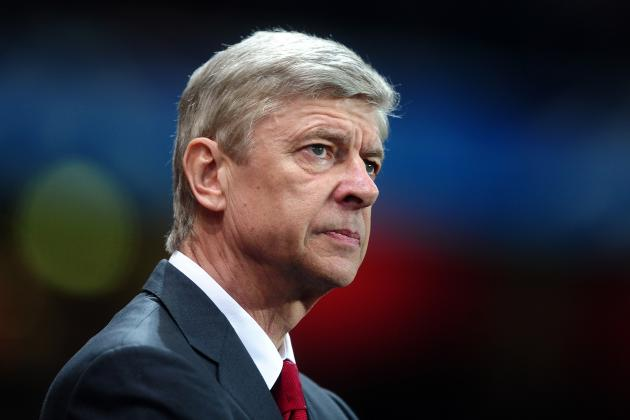 Arsenal: Arsene Wenger: Grading Le Prof for 2012