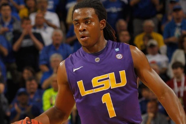 LSU Guard Anthony Hickey Suspended Again for Friday Game