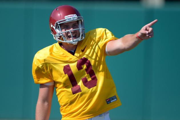 Lane Kiffin Ushers in New Era of USC Football: Max Wittek to Start in Sun Bowl