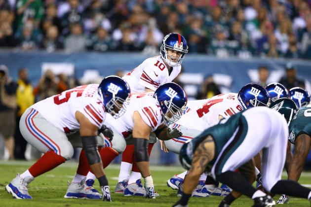 Eagles vs. Giants: Spread Info, Line and Predictions