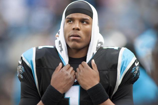 Report: Newton Fined $21,000 for Bumping Referee