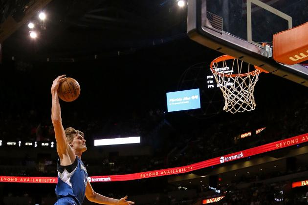 Andrei Kirilenko Proving to Be Invaluable to Minnesota Timberwolves