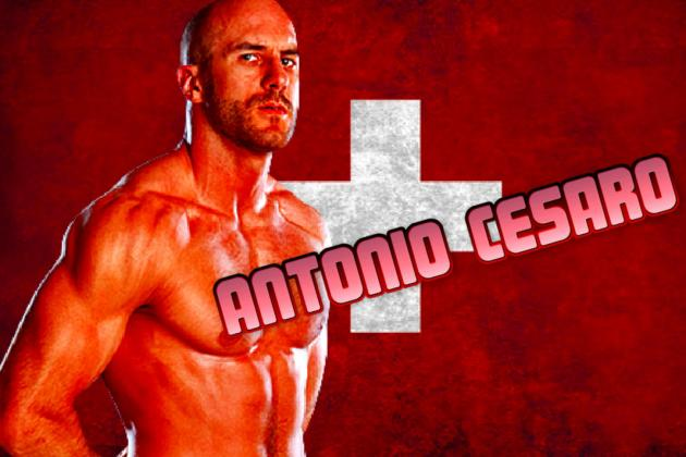 WWE: US Champion Antonio Cesaro Is the Best Fresh Face in the Company