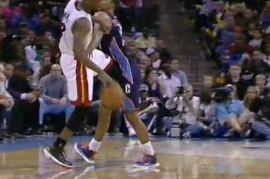 Dwyane Wade Reportedly Suspended 1 Game for Groin Kick vs. Bobcats