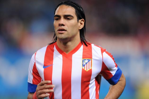 Radamel Falcao to Snub Chelsea and Manchester City