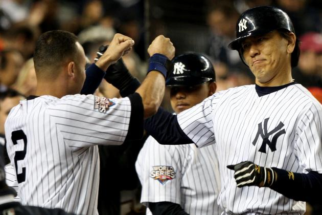 Yankees React to Matsui's Retirement