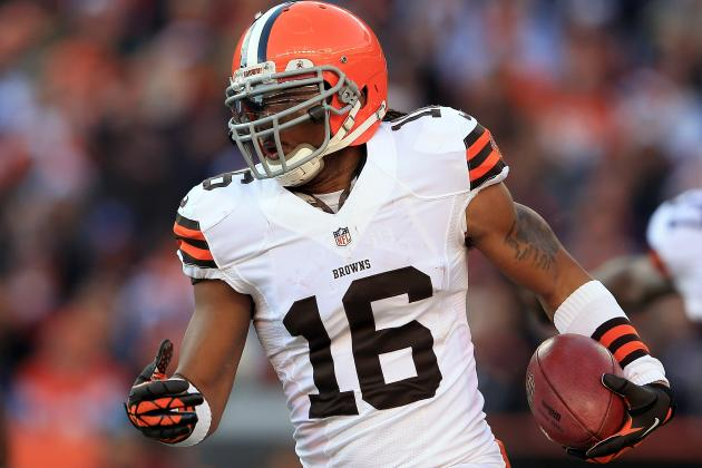 Josh Cribbs Unhappy Cleveland Browns Keep Rebuilding