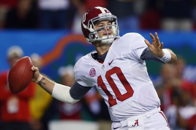 Why 2nd Title Still Wouldn't Make AJ McCarron Best Alabama QB Ever