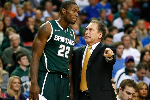 Michigan State Basketball: Why Branden Dawson's Injury Helped Him, Spartans