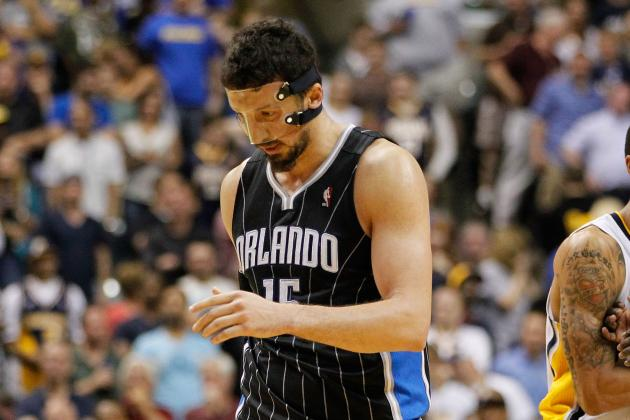 Magic's Turkoglu on the Mend but 'Doubts' He Will Play Friday