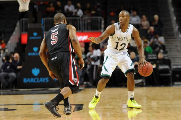 Manhattan-Columbia Preview: Jaspers Search for 2nd Road Win in NYC Battle