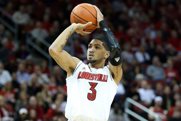 Louisville Basketball Seems to Have Found Its Shooting Range