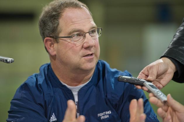 Notre Dame Football: Brian Kelly's New Hires Prove Their Merit