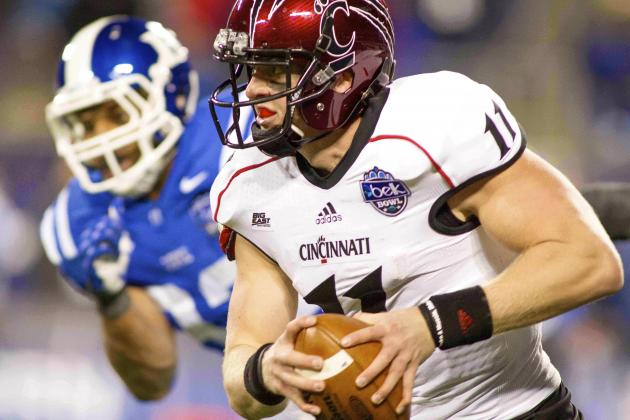 Belk Bowl 2012: Cincinnati vs. Duke Live Scores, Analysis and Results