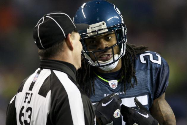 Leaking Cup Helped Sherman Avoid Suspension
