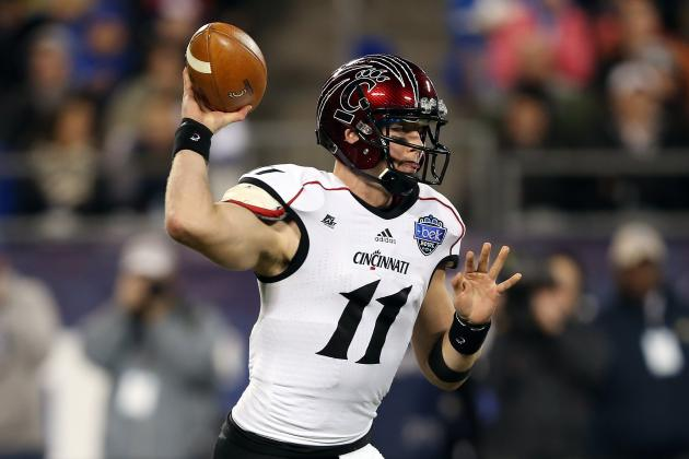 Instant Analysis: Cincinnati 48, Duke 34