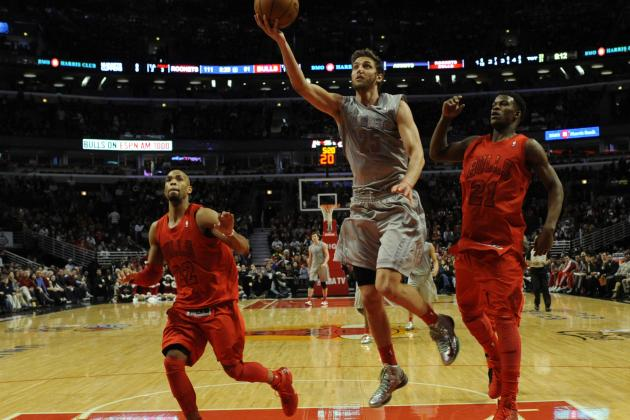 Fourth Quarter Isn't Bulls' Only Area of Energy Loss