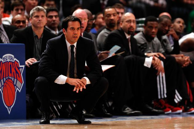 Assessing Miami Heat Coaching Staff's Early-Season Performance
