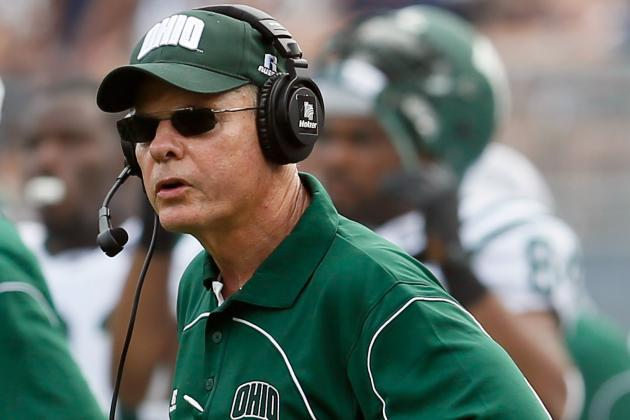 Independence Bowl 2012: Ailing Offense Will Fail Ohio vs. LA-Monroe