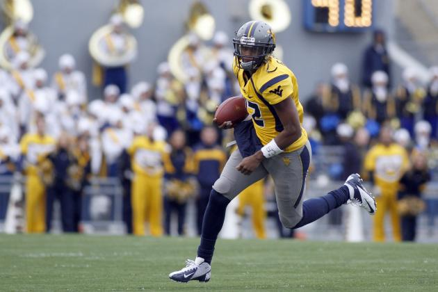West Virginia vs. Syracuse: Top NFL Prospects to Watch in New Era Pinstripe Bowl