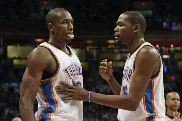 Full-Court Press: Ibaka Came Up Big for the Thunder