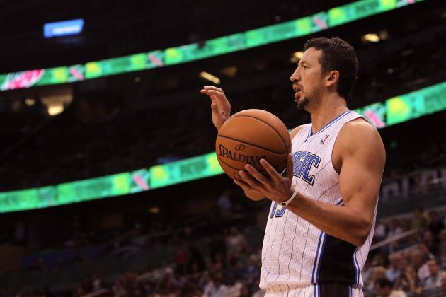 Magic's Turkoglu on the Mend but Doubts' He Will Play Friday