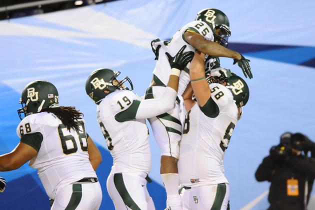 Holiday Bowl 2012: Baylor vs. UCLA Live Scores, Analysis and Results