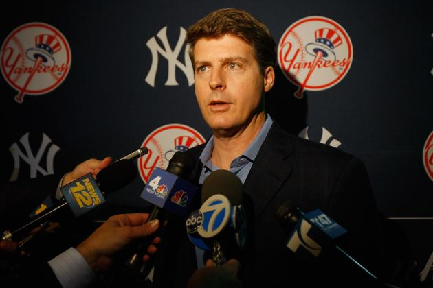 Why Hal Steinbrenner, New York Yankees May Be Headed Towards Rebuilding Mode