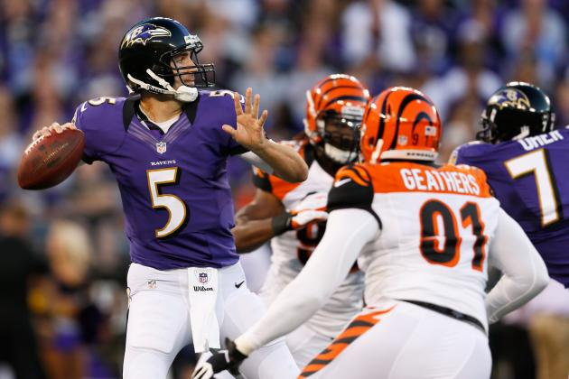 Ravens vs. Bengals: Spread Info, Line and Predictions