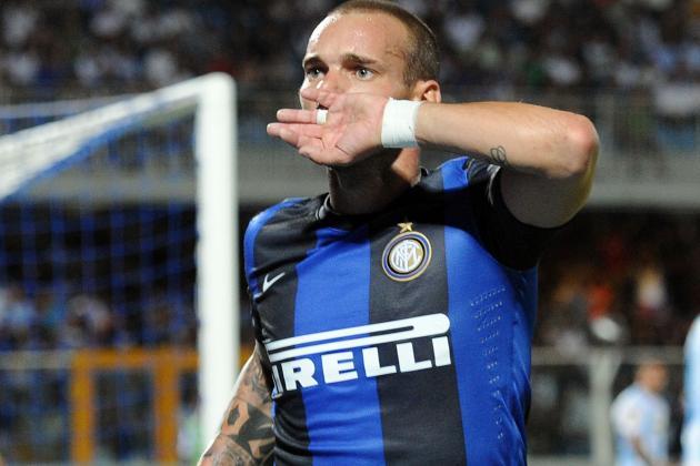 'I Will Change My Mind on Sneijder'