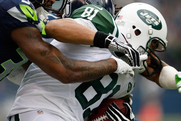 Dustin Keller Doesn't Want NY Jets to Slap Him with Franchise Tag
