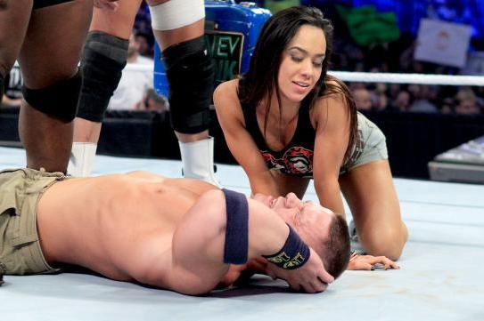 Will the AJ Lee Storyline Hurt John Cena in the Long Run?