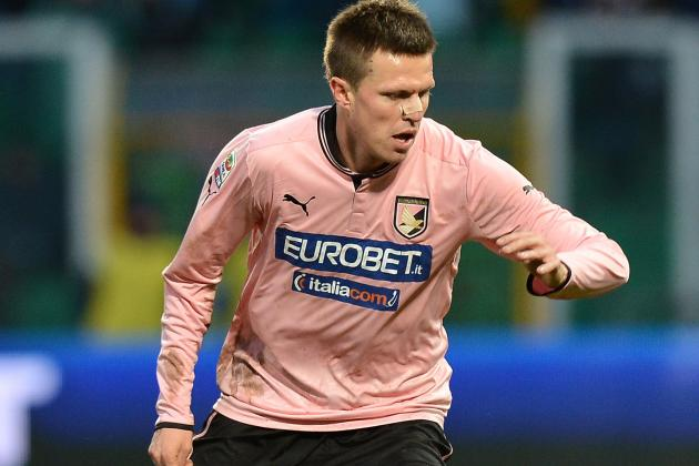 Ilicic Agent Hints at Milan Possibility