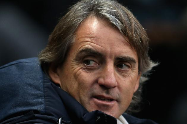 Roberto Mancini and Harry Redknapp Asked to Explain Criticisms of Referees