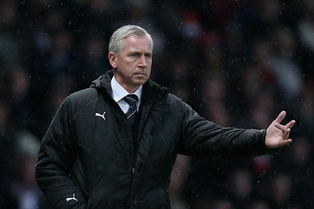 Alan Pardew Needs to Tighten Up Newcastle United at the Back