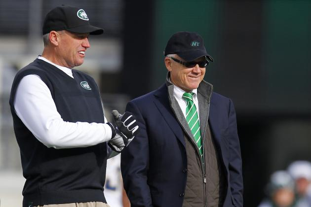 Rex Ryan Would Welcome Firing If Jets Don't Fix Offense and Other AFC East News