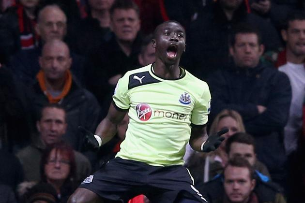Departure of Demba Ba Will Be Good News for Papiss Cisse